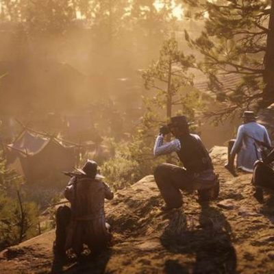 Red Dead Online Beta Launches Today, Includes Battle Royale Mode – IGN