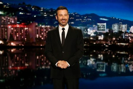 Jimmy Kimmel tricks people into thinking Trump is giving Statue of Liberty back to France