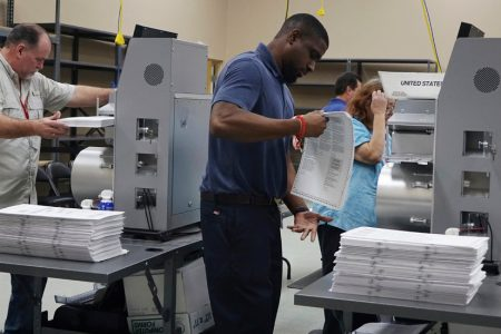 Uncounted Ballots, Overvoted Ballots: Why Is the Governor Claiming Fraud in Florida's Election?