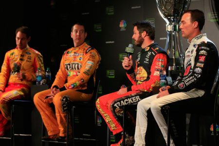 Nascar Has Its Final Four Set to Go at Homestead-Miami Speedway