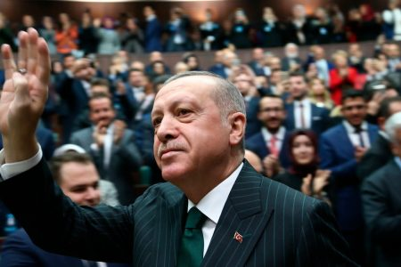 Erdogan Didn't Get All He Hoped in Khashoggi Case, but His Stature Rises