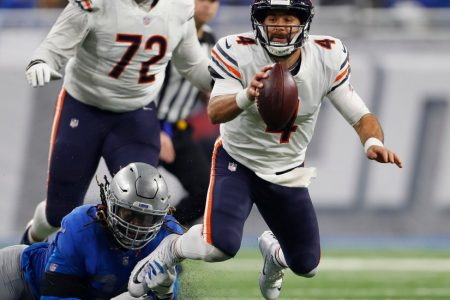 Chase Daniel and the Bears Outshine Matthew Stafford and the Lions