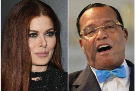Debra Messing Calls Out Women's March for Refusing to Denounce Anti-Semite Louis Farrakhan
