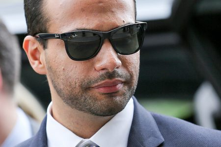 Judge rejects Papadopoulos bid to stall jail sentence