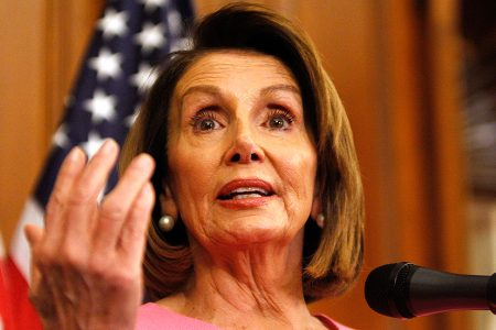 Pelosi seeks bipartisan tone day after divisive midterms