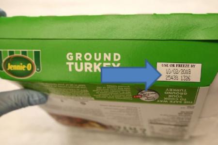 Jennie-O recalls 91000 pounds of raw turkey amid salmonella outbreak