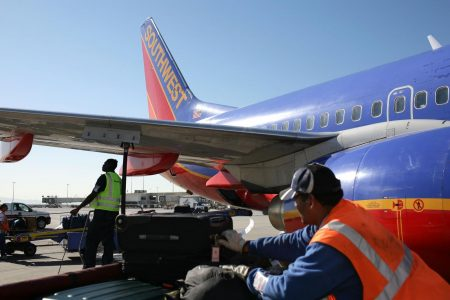 Southwest Employee Captured on Video Throwing Box Labeled 'Live Tropical Fish'