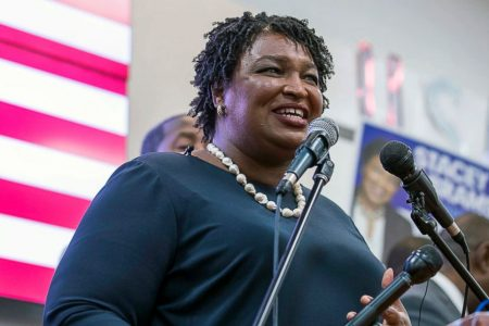 Abrams files lawsuit over provisional ballots in Georgia hoping to to force runoff