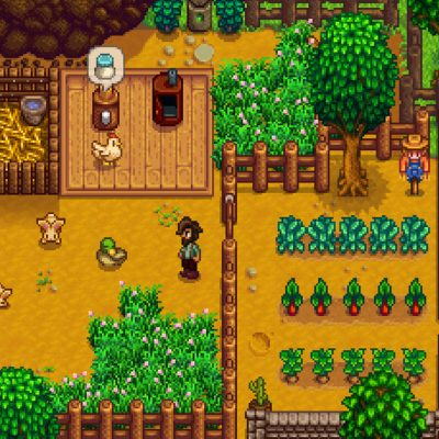 Stardew Valley developer splits with publisher of five years – Polygon