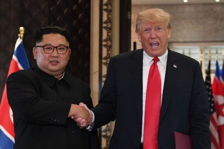 Trump wants second meeting with North Korea's Kim Jong Un in early 2019