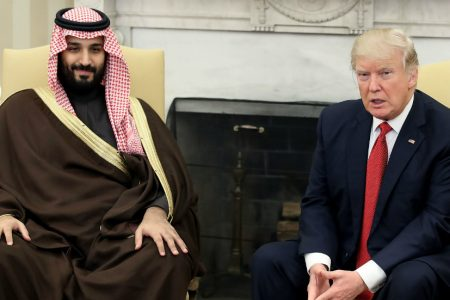 Trump's relationship with Saudi crown prince under pressure