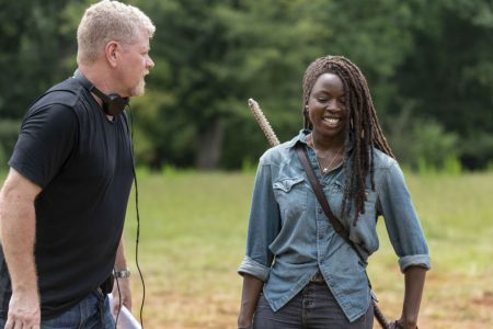The Walking Dead director Michael Cudlitz on if Abraham had survived