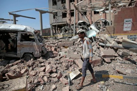 US to halt midair refuels for Saudi coalition in Yemen with peace push on track for November meeting