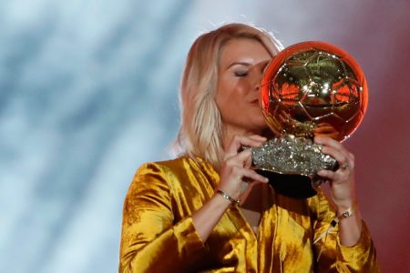 Ada Hegerberg Won a Top Soccer Prize. Then She Was Asked About Twerking. – The New York Times