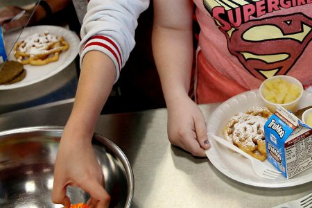 Trump Administration Rolls Back Obama-Era Rules for School Lunches – The New York Times