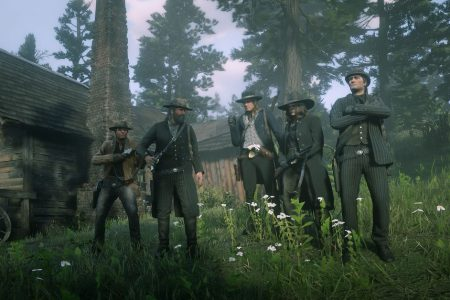 Red Dead Online comes alive with friends – Polygon