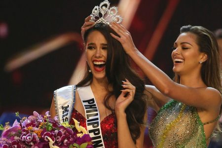 Miss Universe winner is Catriona Gray, 24, from Philippines – Fox News