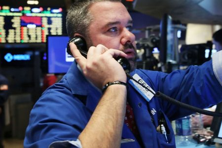 The sell-off started with a mysterious plunge overnight that caused the exchange to halt futures – CNBC
