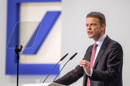 Deutsche Bank chief dismisses takeover speculation – CNBC