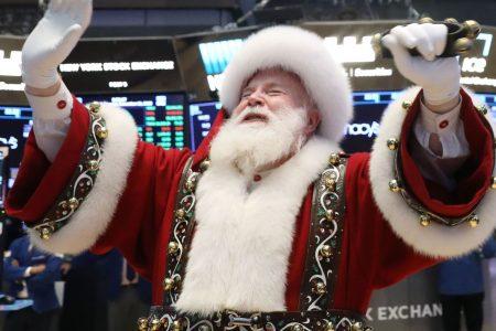 The Santa Claus rally: No ho-ho-ho – CNBC