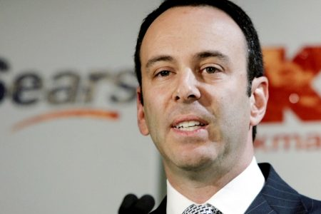 Kmart was once rescued from bankruptcy by Eddie Lampert. It's unclear whether it will happen again. – CNBC
