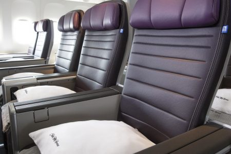 United launches new 'premium economy' class between coach and business for some of its longest flights – CNBC