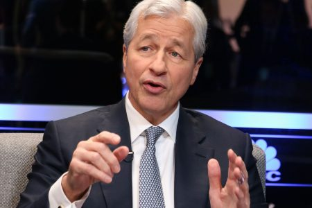 Jamie Dimon says the market is getting ripped around thanks to the trade war – CNBC