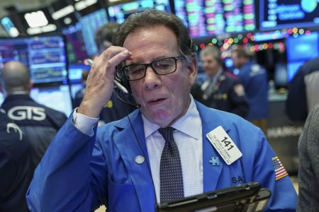 US futures point to rebound at the open amid a steep weekly sell-off – CNBC