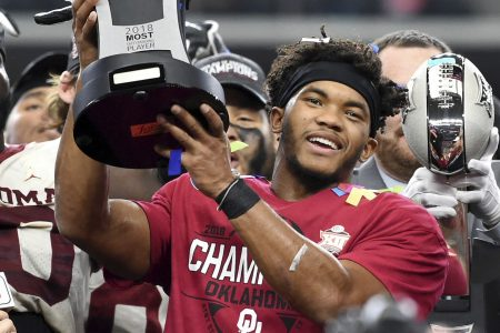 Oklahoma QB Kyler Murray is named the AP Player of the Year – The Associated Press