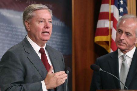 Leading senators push towards deal targeting Saudi Arabia – CNN