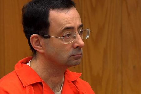 Larry Nassar says his decades of sexual abuse should have been handled as a medical malpractice case, report says – CNN