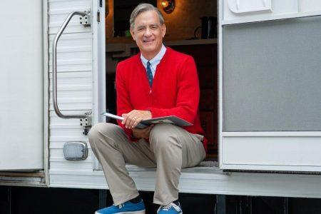 The Tom Hanks Mr. Rogers movie now has a name – CNN