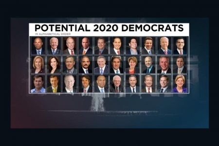 Iowa Poll: First poll of likely caucusgoers finds Biden, Sanders, O'Rourke atop the field – CNN