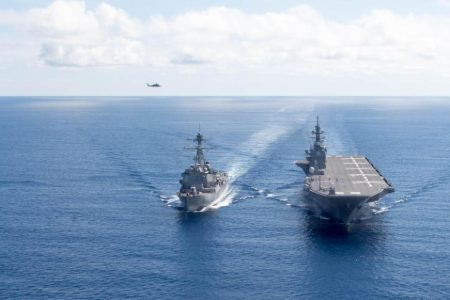 Japan to have first aircraft carriers since World War II – CNN