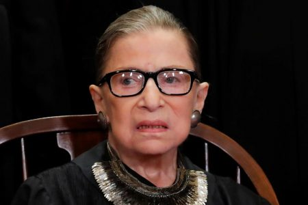 Justice Ruth Bader Ginsburg has cancerous nodules removed from lung – CNN
