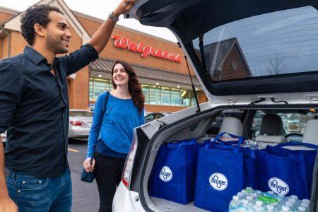 Why Kroger is setting up mini stores inside Walgreens – CNN