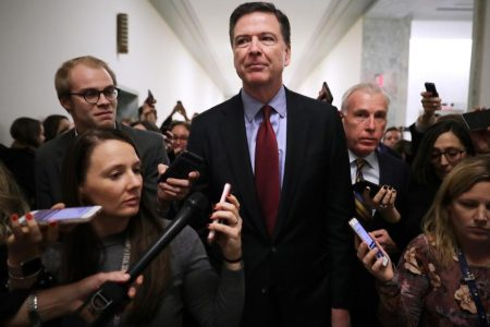 Transcript from James Comey's latest House interview released – CNN