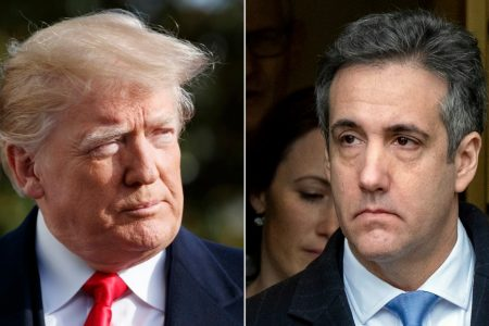 "Trump publicly breaks his silence after former ""fixer"" sentenced to 3 years in prison – CNN"