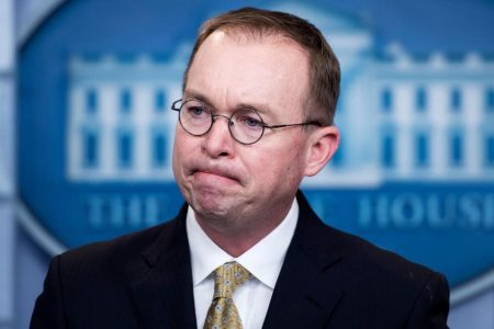 Mulvaney: 'Very possible' shutdown goes into 2019 – CNN