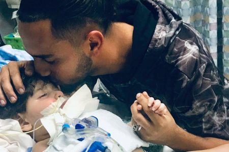 Yemeni mother wins visa fight to see her dying child in a California hospital – CNN