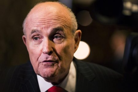 Giuliani: 'I was wrong' to say Trump hadn't signed letter of intent for Trump Tower Moscow – CNN