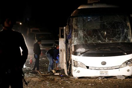 Egypt security forces kill 40 suspected terrorists in raids – report – CNN