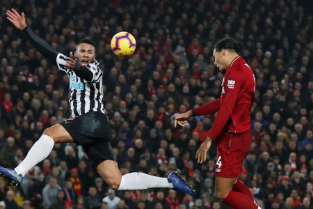 Liverpool Extends Lead in Premier League as Manchester City Falls Again – The New York Times