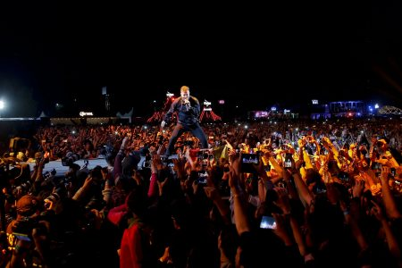 Imagine Dragons to perform during halftime of CFP champ game – The Associated Press