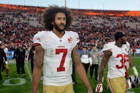 Redskins' Jay Gruden: Colin Kaepernick 'discussed,' but QB not right fit for team now – USA TODAY