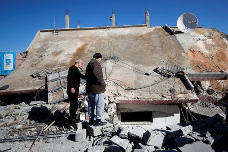Israeli army razes home of prominent Palestinian activist – Al Jazeera English