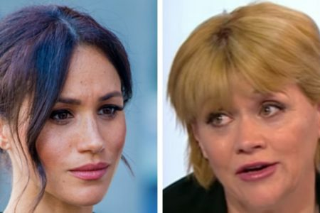 Meghan Markle's Half-Sister Makes Christmas Card Plea 'For Family' – HuffPost