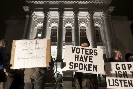 Wisconsin Republicans To Vote On Weakening Governor's Power – HuffPost