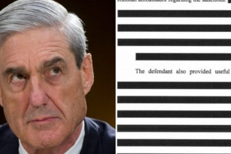 Twitter Users Hilariously Fill In The Blanks In Heavily Redacted Mueller Docs – HuffPost