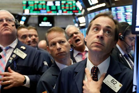 Global stocks plunge lower after Trump trade war jitters sparks US bloodbath – Business Insider